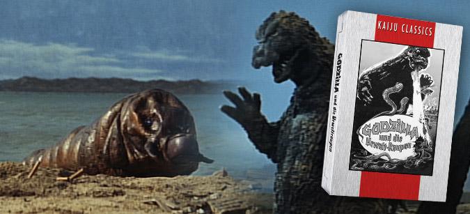 Godzilla und die Urweltraupen © Anolis Entertainment