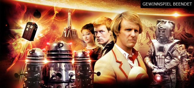 Doctor Who - Die fünf Doktoren © Pandastorm Pictures