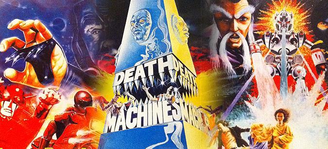 Trash-Raketen: Krieg der Infras, Death Machines, Roboter der Sterne
