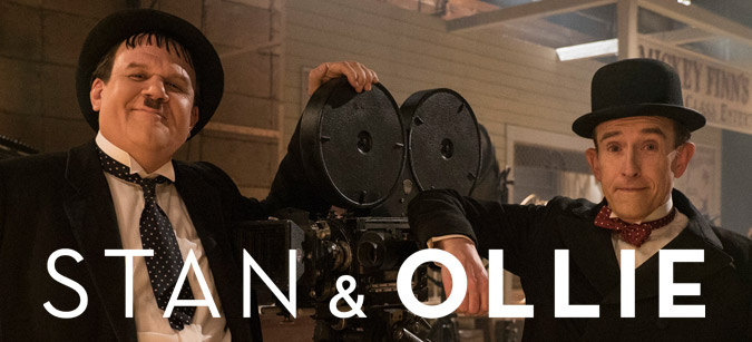 Stan and Ollie © SquareOne Ent. a. capelight pictures
