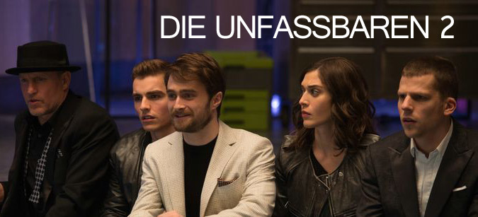 Die Unfassbaren 2 © Concorde Home Entertainment