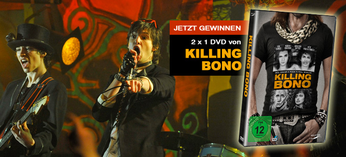 Killing Bono © Senator Home Entertainment