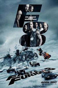 Fast and Furious 8 © Universal
